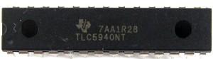 микросхема TLC594