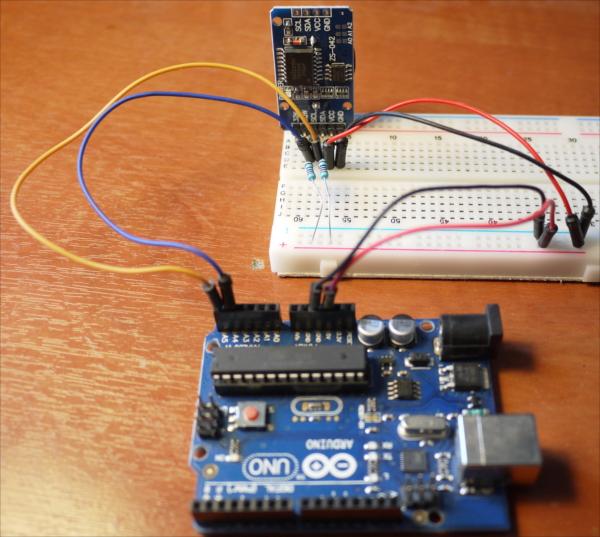 六数码管DS1302时钟 - 单片机DIY制作 单