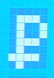 Символ рубля отображается на экране