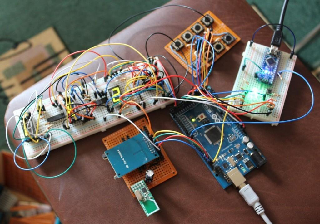 Тяжёлый случай прототипа сложного устройства